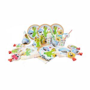 zestaw party dla dzieci - Pillow Monsters